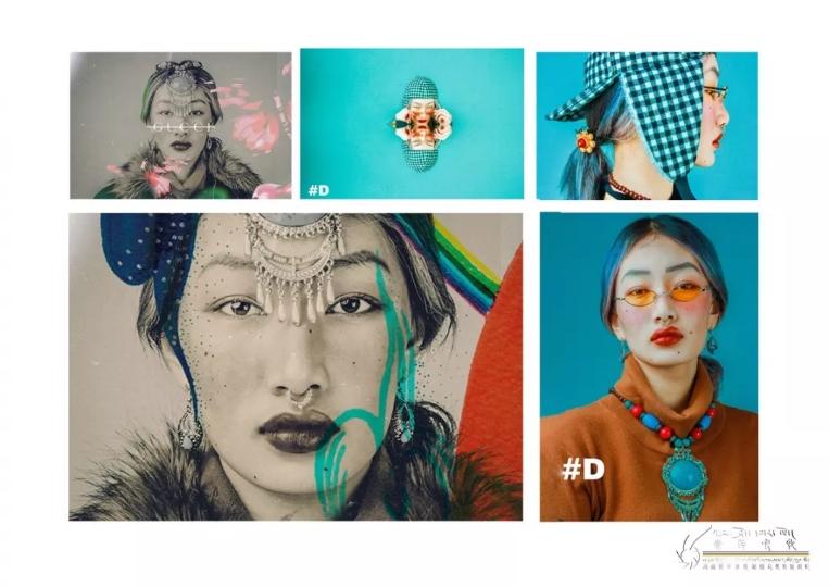 """""""西藏首屆大學生攝影大賽""""入展作品今天正式對外展出"""