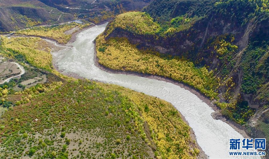 雅魯藏布江堰塞湖河段基本恢復正常過流