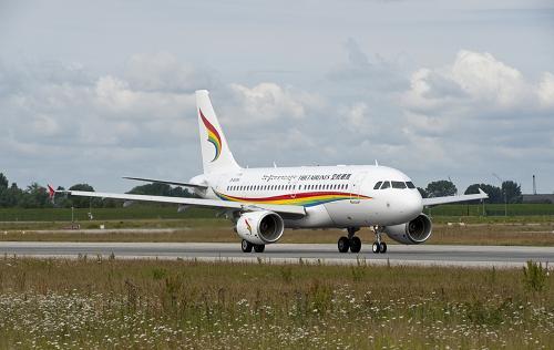 西藏航空進入發展新階段