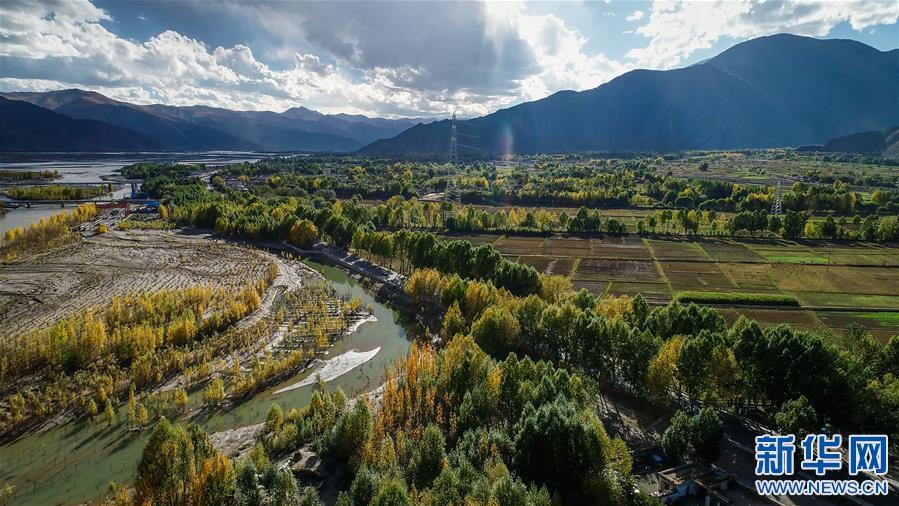 滇藏開展跨界河流環保聯合執法