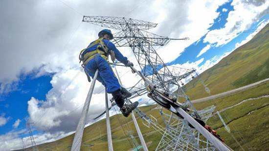 西藏电网日供电量、供电负荷创历史新高