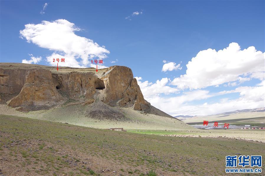 西藏阿里发现青藏高原首个史前洞穴遗址(图)