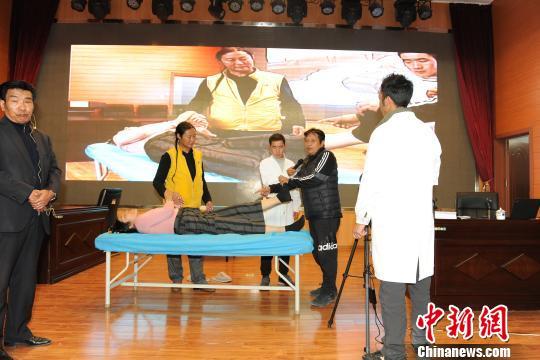 中藏醫實用技術人才培訓助力中藏醫交流發展
