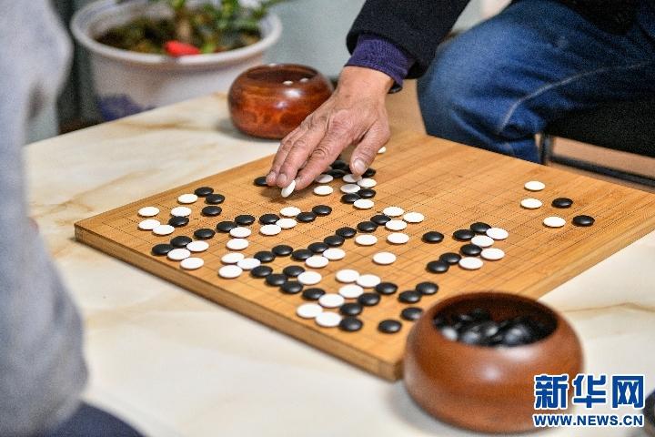 晚报杯全国业余围棋锦标赛在拉萨开幕(图)