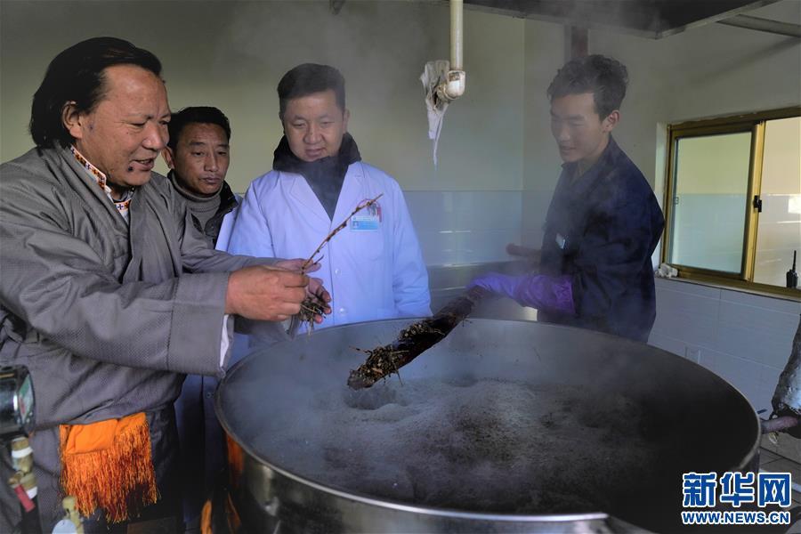 西藏三家醫院入國家區域民族醫診療中心建設項目