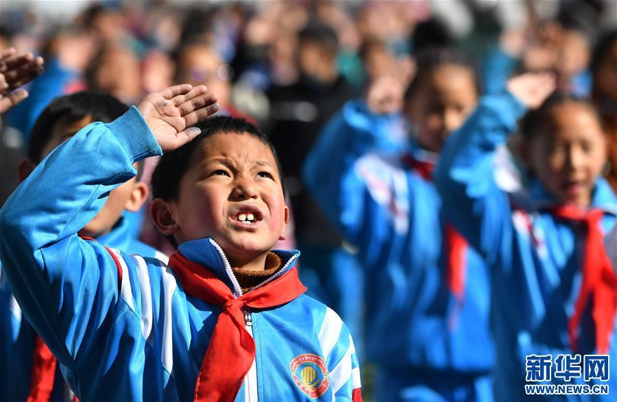 西藏各學校今日開學(圖)