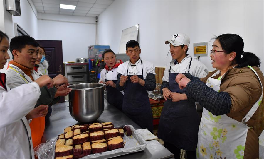 藏北高原上的特殊教育(圖)