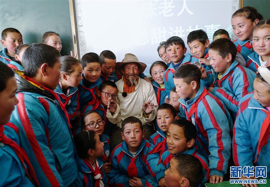 【西藏民主改革60周年】翻身農奴巴珠的99歲生日(圖)