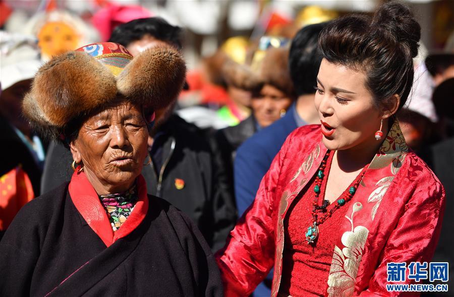 【西藏民主改革60周年】西藏非凡60年