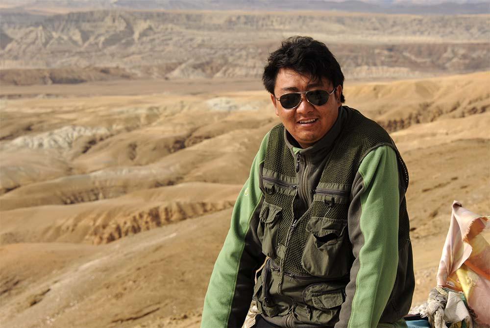 西藏攝影家【第27期】:達瓦次仁(一)