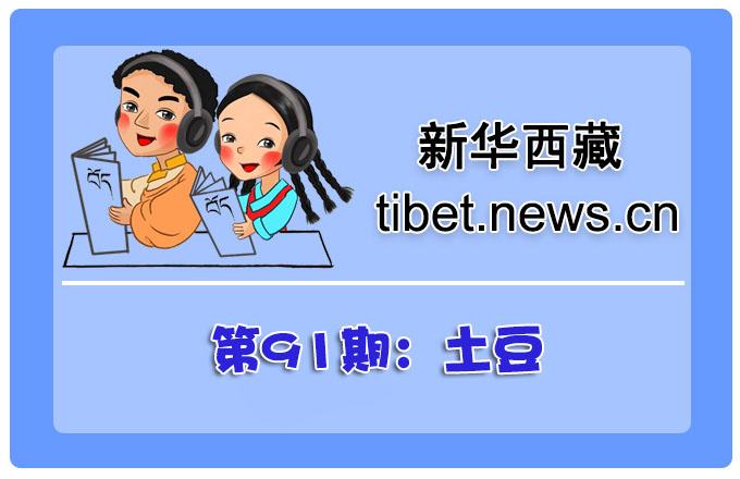 藏語小百科91期:土豆(微視頻)