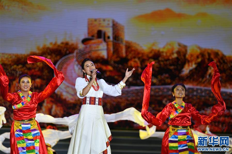 2019中國西藏雅礱文化節開幕(圖)