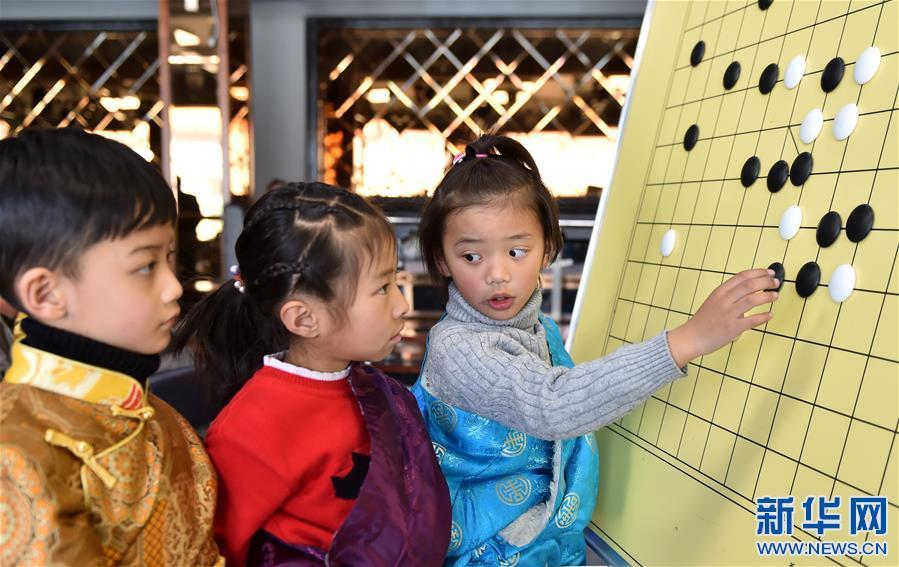 拉薩雪頓節藏棋表演活動小記:指尖上的傳承