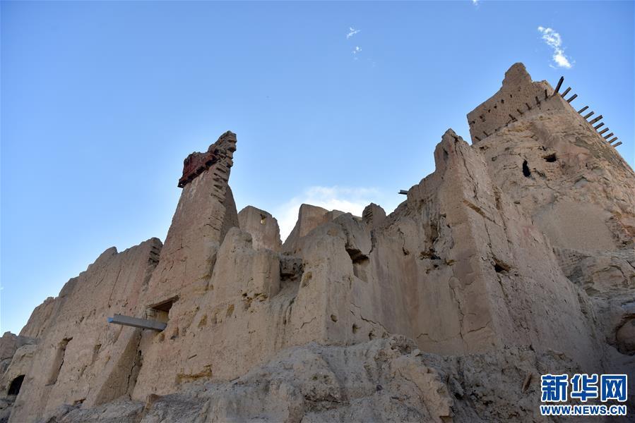 西藏阿裏古格王國遺址:神秘文明的模糊印記(圖)