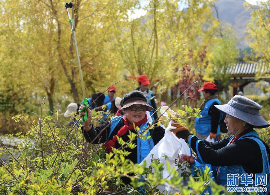 西藏成立禁止白色污染協會(圖)