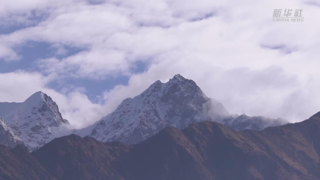【微視頻】魯朗小鎮風景如畫