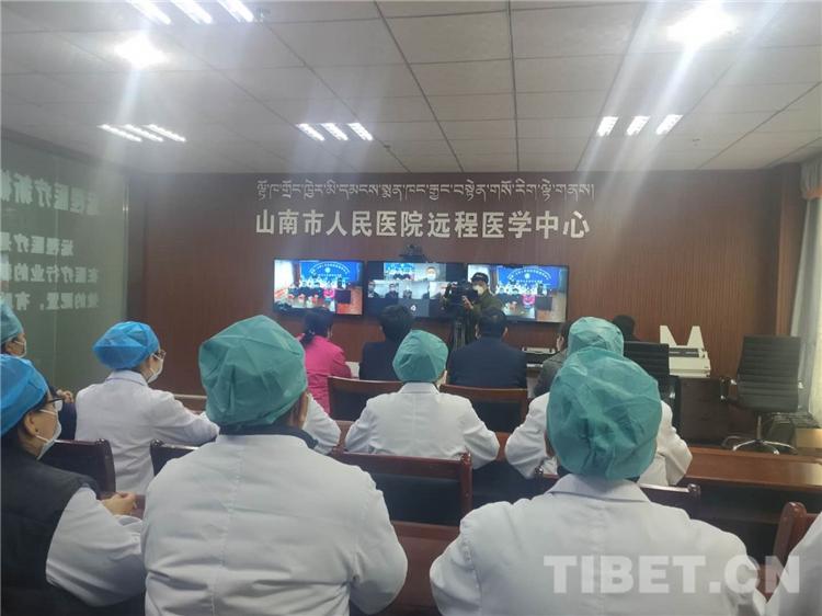 抗擊新冠肺炎 西藏山南市人民醫院引入人工智能技術