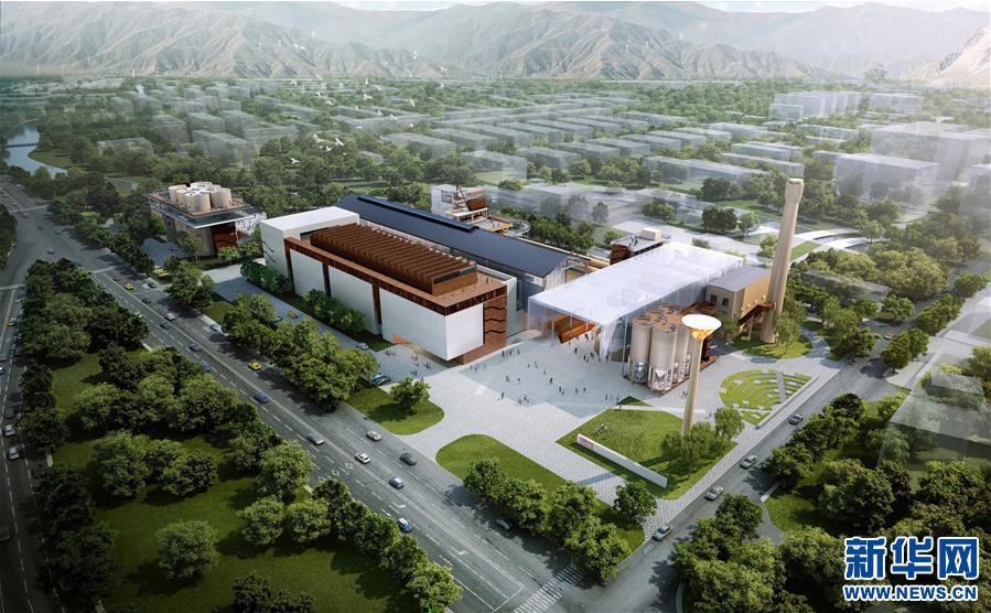 西藏美術館開工建設(圖)