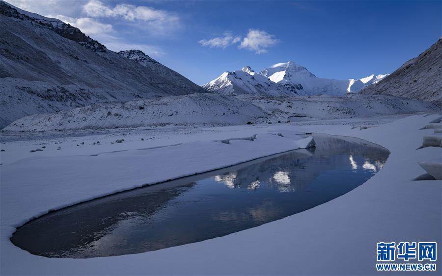 史料證明:我國最早對珠峰進行了測繪