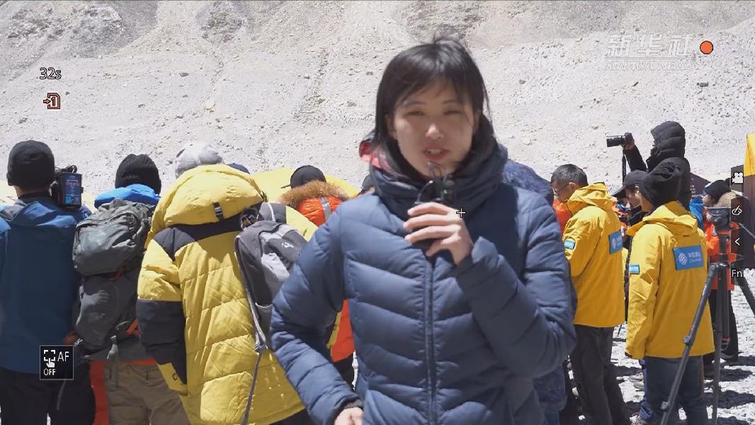【微視頻】出徵!2020珠峰衝頂測量開啟