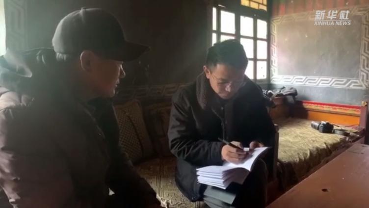 扎西江村代表:從關心脫貧到關注健康