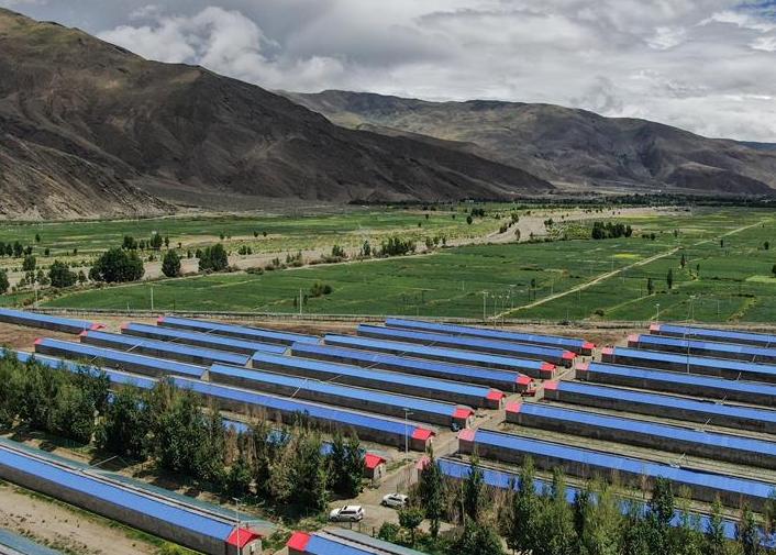 """科技""""送暖""""雪域高原——藏陜聯手促可再生能源供暖技術結碩果"""