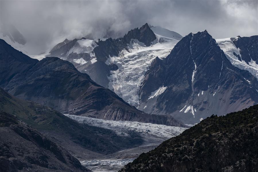 壯美的來古冰川(圖)