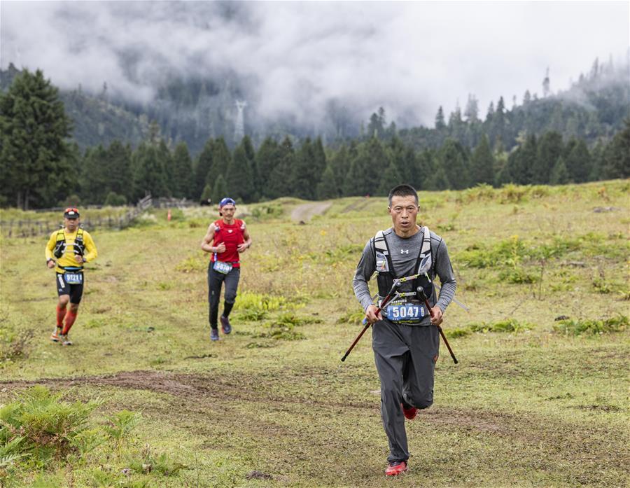 2020喜馬拉雅極限越野跑開賽(圖)