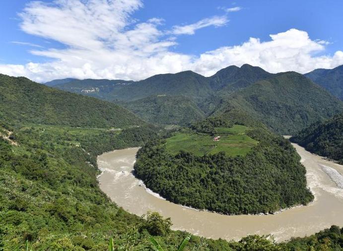 """""""十三五""""期間西藏完成造林近600萬畝"""