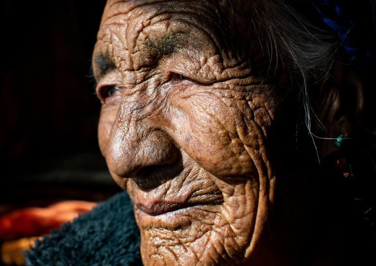 苦難和新生——西藏翻身農奴影像檔案:達確
