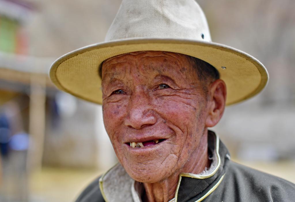 苦難和新生——西藏翻身農奴影像檔案:多扎木